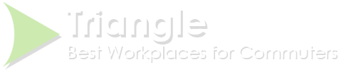 Triangle Best Workplaces for Commuters